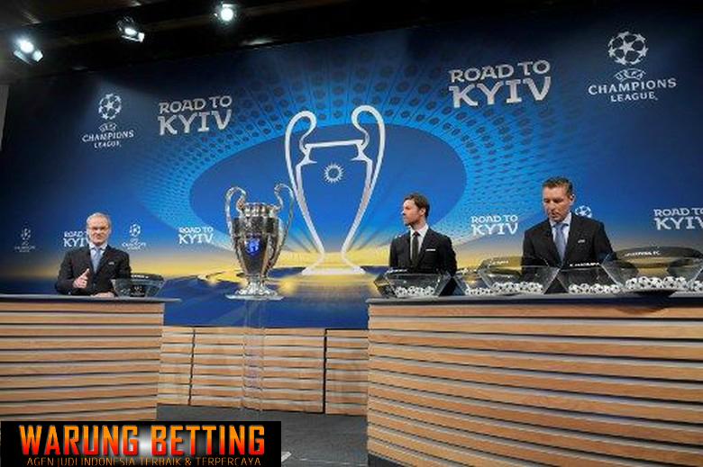 Liga Champion: Hasil Drawing Babak 8 Besar Liga Champion 2018